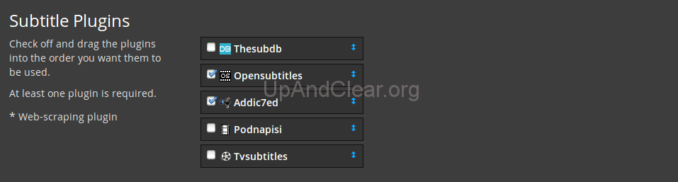 subtitles/plugin